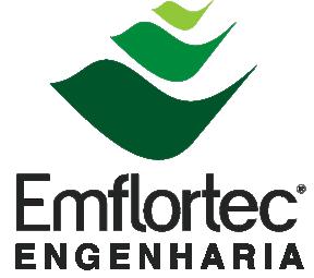 Logomarca Emflortec Engenharia
